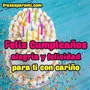 Felicitaciones de cumpleaños para descargar