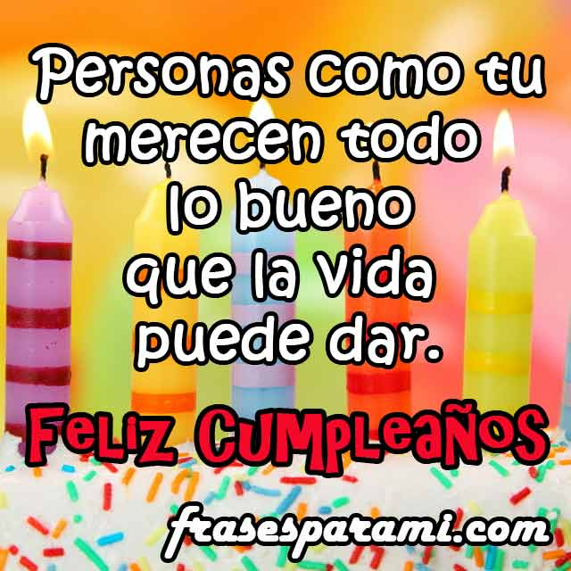 Feliz Cumpleaños Hermana » Imagenes Bonitas » FrasesParaMi.com