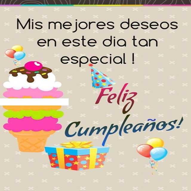 carteles de felicitaciones de cumpleaños