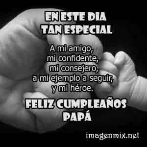 cumpleaños feliz papi