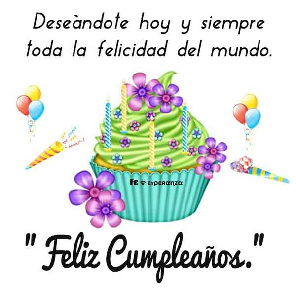 felicitaciones de cumpleaños gratis
