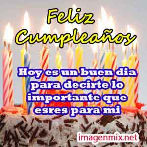 saludo cumpleaños para una amiga especial