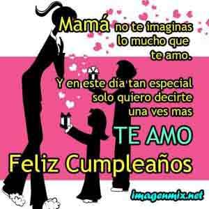 dedicatorias de cumpleaños para madres