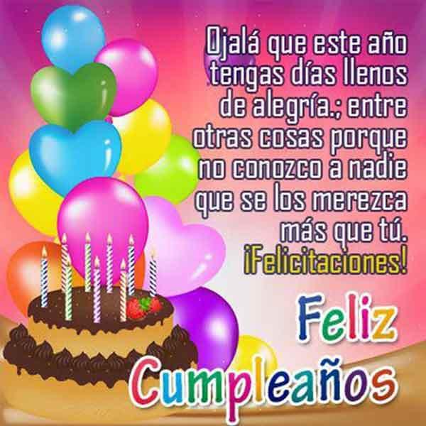 Imagenes De Cumpleanos Feliz Gratis Tarjetas Y Felicitaciones