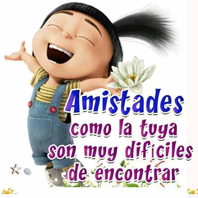 Imagenes De Amistad Bonitas Dibujos Frases De Amistad