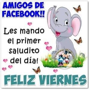 feliz viernes facebook