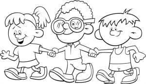 ilustraciones de amistad
