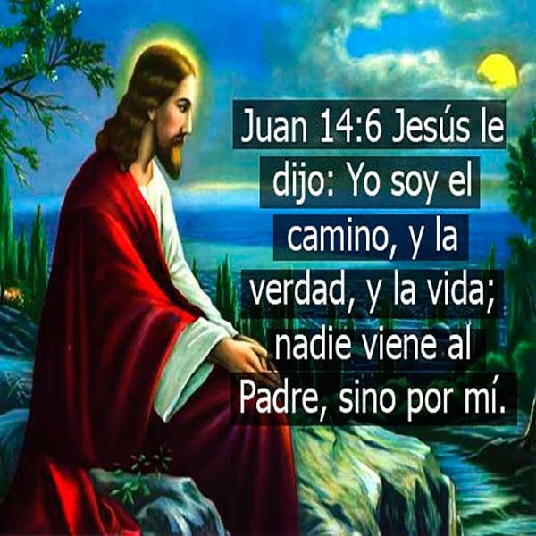 mensajes de jesús