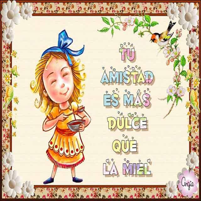 Imágenes de AMISTAD Bonitas » Dibujos, GIFS, Frases de AMISTAD