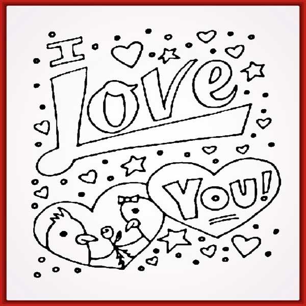 Dibujos De Amor Bonitos Imagenes Para Dibujar De Amor
