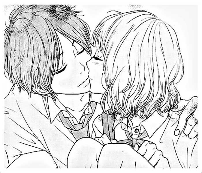 Dibujos de amor bonitos  Imgenes de Amor para Dibujar y Colorear
