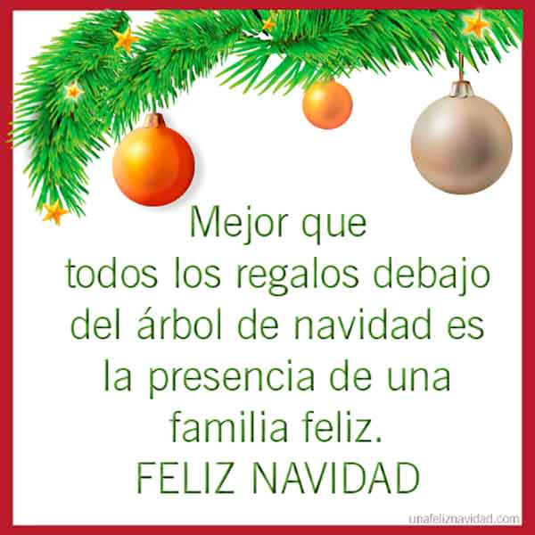 Imágenes de NAVIDAD » Frases Feliz Navidad, Imágenes Navideñas