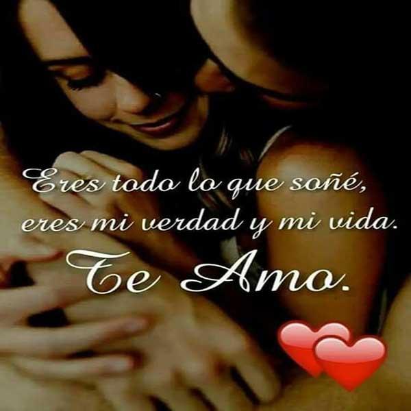 Te Amo Mi Amor Imágenes Postales Y Frases De Te Amo