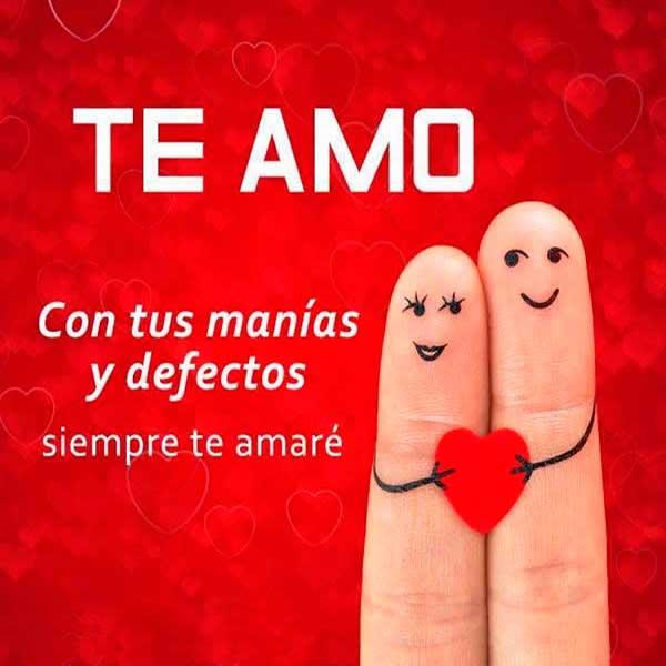 te amo siempre