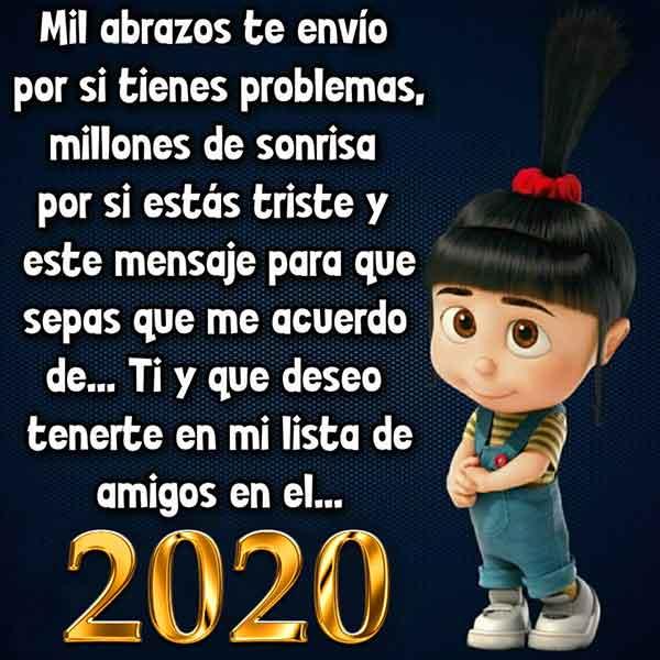 Feliz Año Nuevo 2020 Imágenes Y Frases De Feliz Año Nuevo