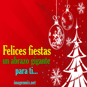 dedicatorias de felices fiestas