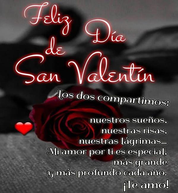 tarjetas de san valentin para celular