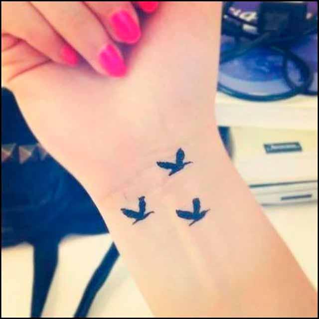 tattoo pequeño para mujer