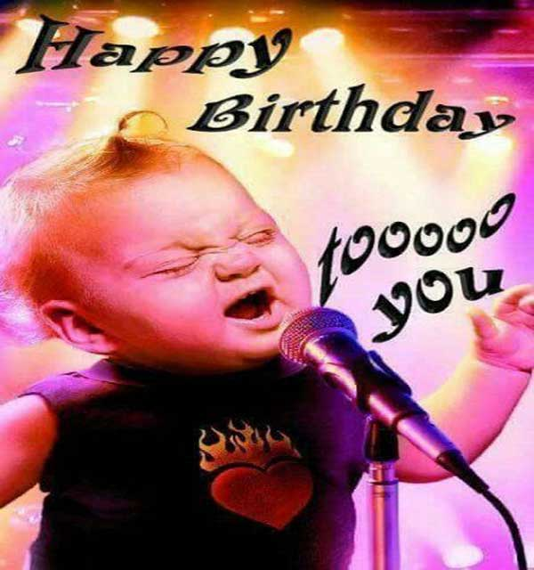 cool photos happy birthday