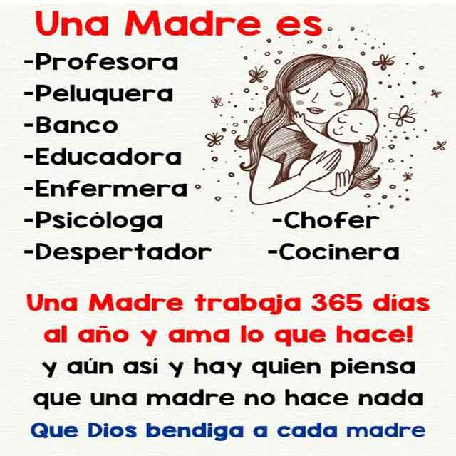 frases de feliz dia de la madre