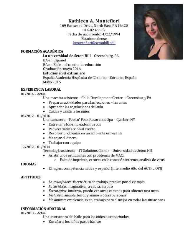 curriculum vitae informacion  u2013 hashtoken net