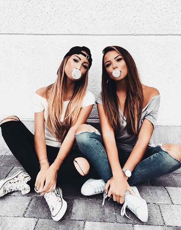 fotos tumblr de mejores amigas