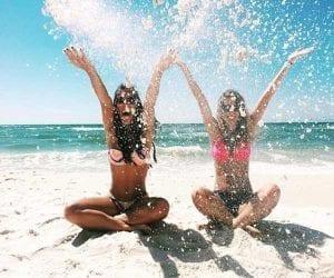 fotos tumblr en la playa con amigos