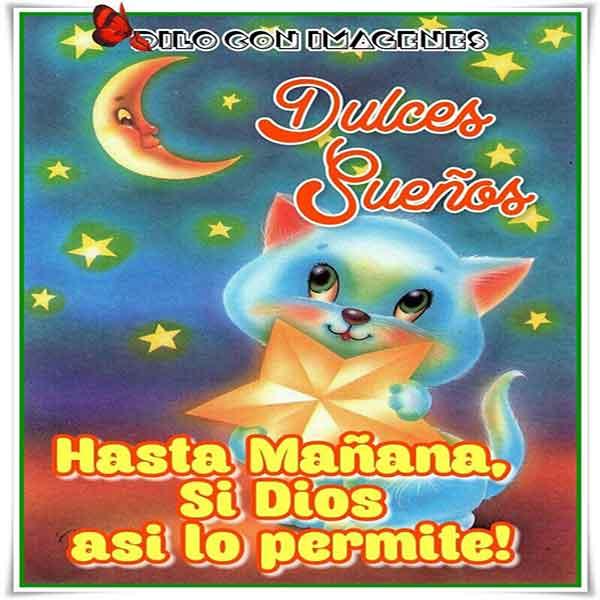 imagenes de dulces sueños gratis