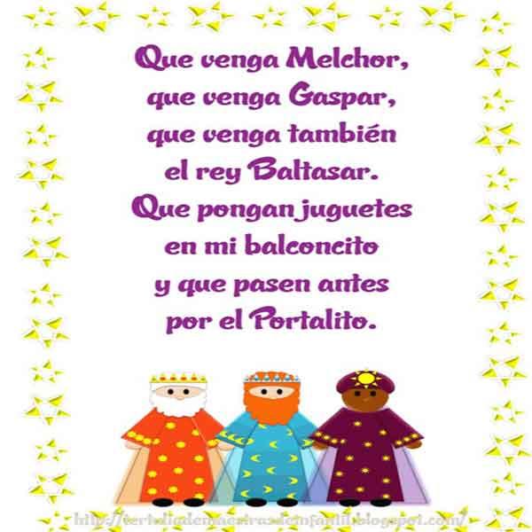 ejemplo de poemas para niños de primaria