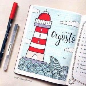 portadas de cuadernos decoradas bonitas