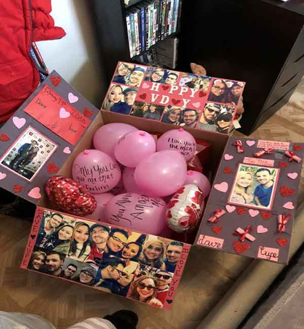 detalles de cumpleaños para mi novio