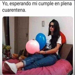 imagenes de cumpleaños en cuarentena