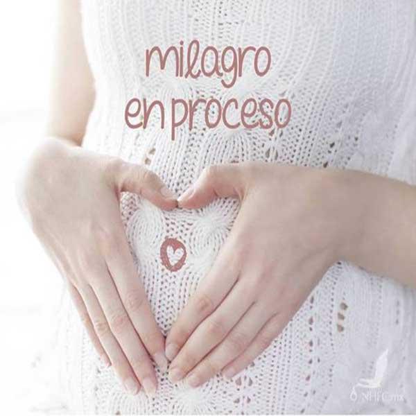 imagenes con frases de embarazo