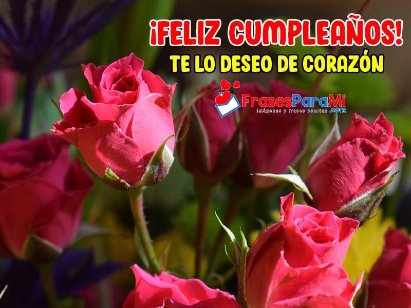 imagenes de rosas para cumpleaños